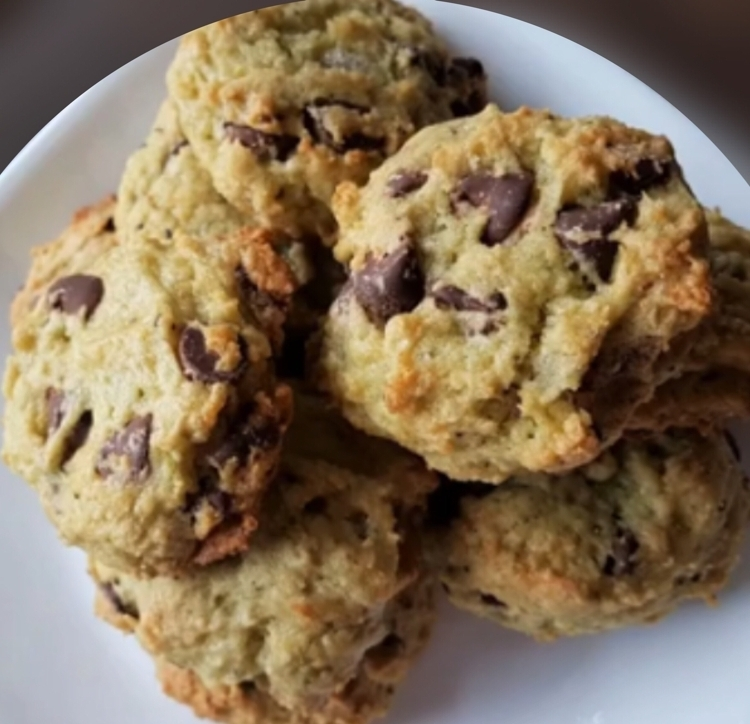 Photo of avocado choco chip cookies by Himabindu  at BetterButter