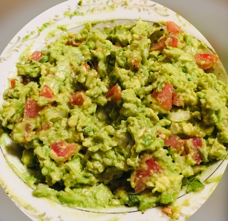 Photo of avocado guacamole by Himabindu  at BetterButter