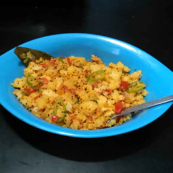 Photo of Idli upma by Himani Swami at BetterButter