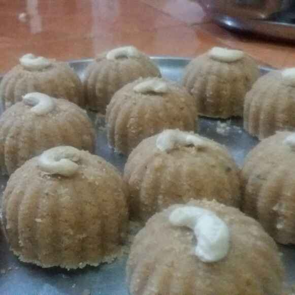 Photo of churma ladoo by Hiral Pandya Shukla at BetterButter