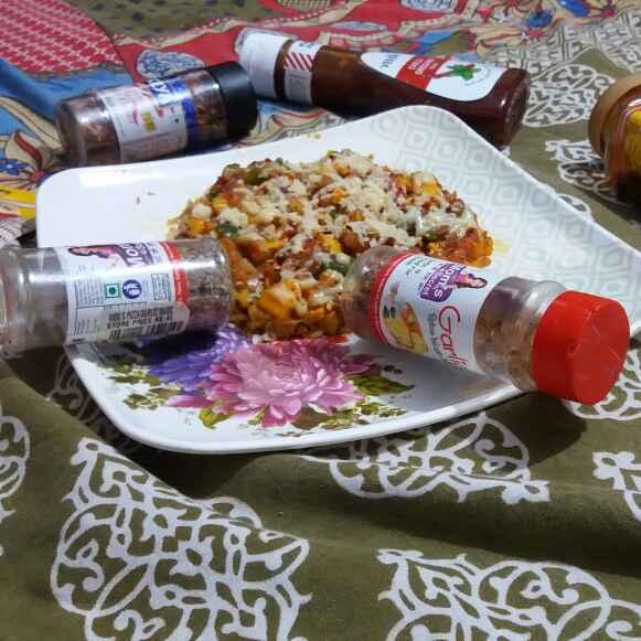 Photo of Maggi pizza by Hiral Pandya Shukla at BetterButter