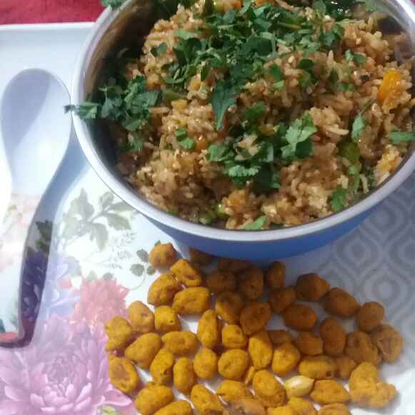 Photo of paneer fried rice by Hiral Pandya Shukla at BetterButter