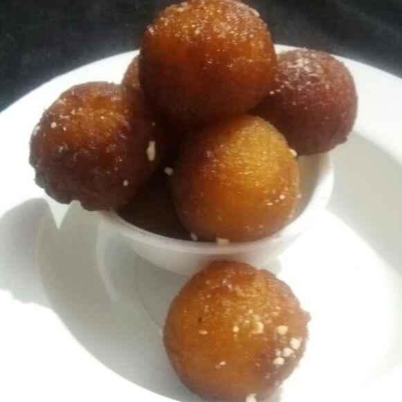 Photo of gulab jamun by Hiral Pandya Shukla at BetterButter