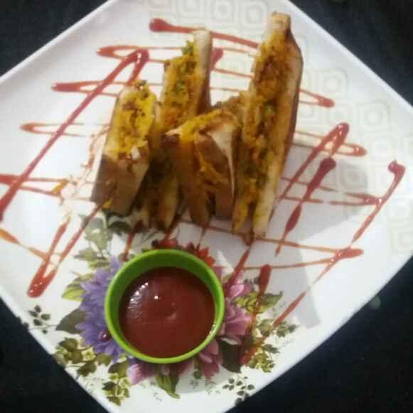 Photo of carrot sandwich by Hiral Pandya Shukla at BetterButter