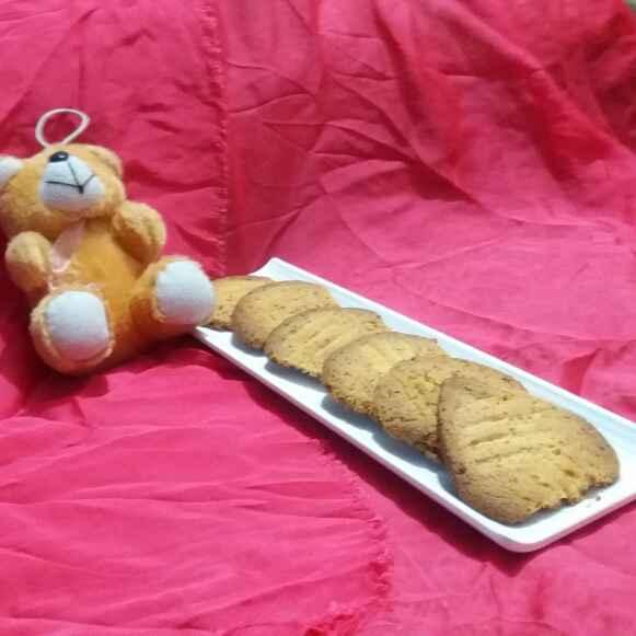Photo of gulab jamun cookies by Hiral Pandya Shukla at BetterButter