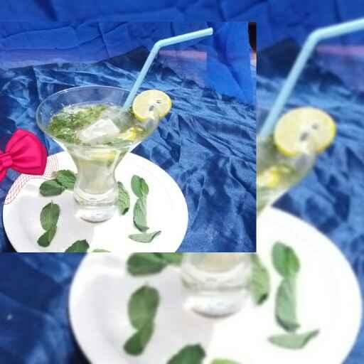 Photo of lemon mint mojito by Hiral Pandya Shukla at BetterButter
