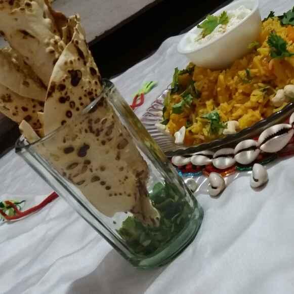Photo of mughlai veg biryani by Hiral Pandya Shukla at BetterButter