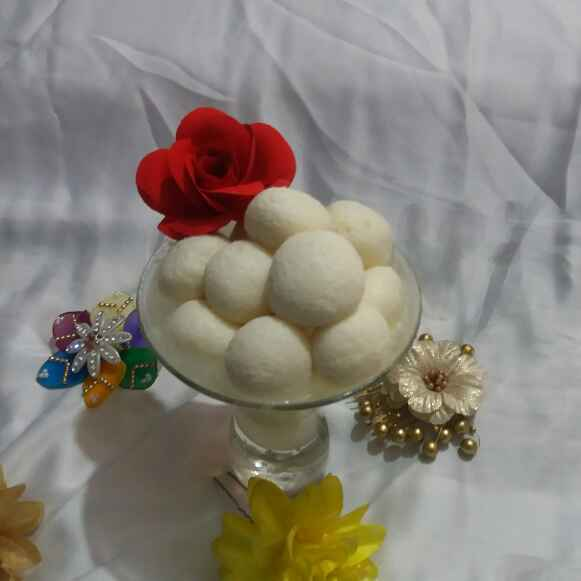 Photo of rosogulla by Hiral Pandya Shukla at BetterButter
