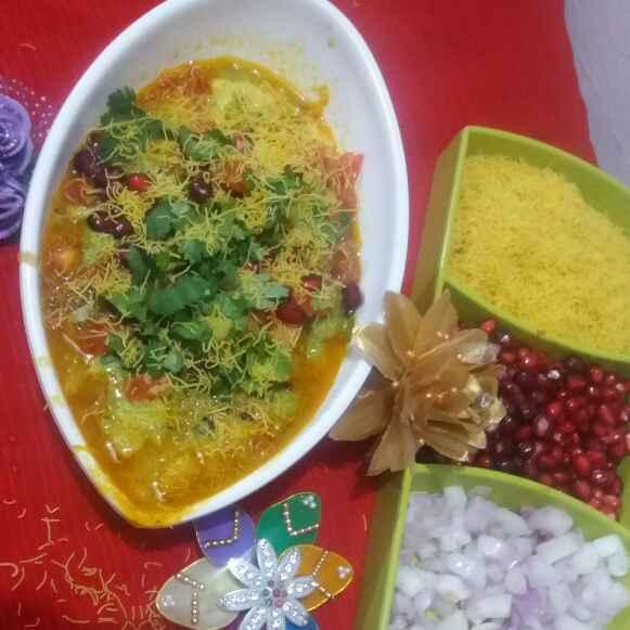 Photo of chana ragda chaat by Hiral Pandya Shukla at BetterButter