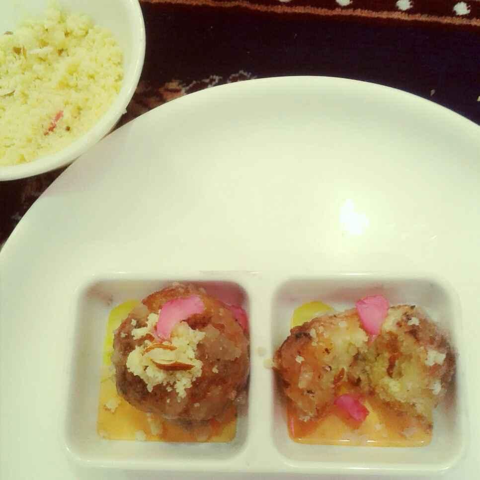 Photo of Sweet bread khoya balls by Hiteshi Bassi at BetterButter