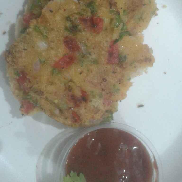 Photo of Bread veg dosa sandwich by Hiteshi Bassi at BetterButter