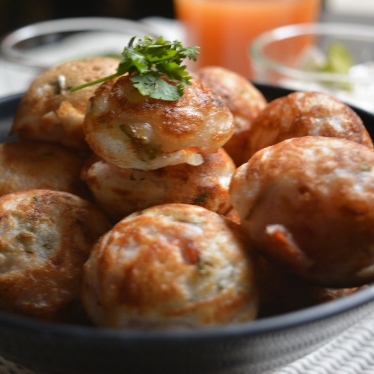 Photo of Quick Vegetable Appe Recipe by Jolly Makkar at BetterButter