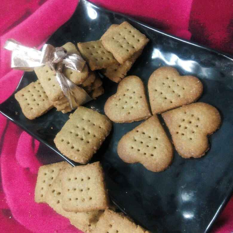How to make Millet flour Cookies