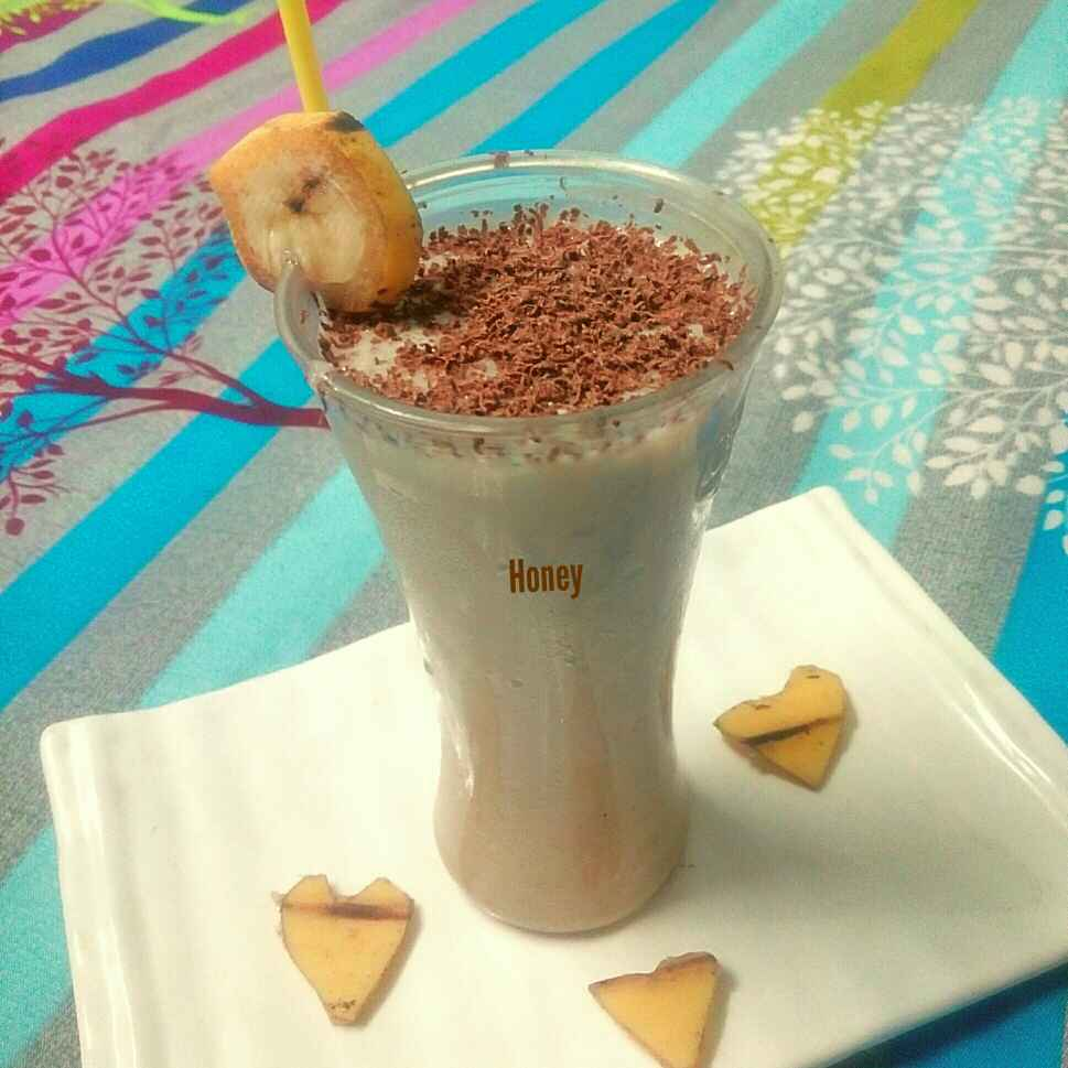 How to make Healthy Oats Banana Smoothie