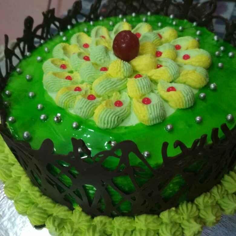 How to make Malai paan cake