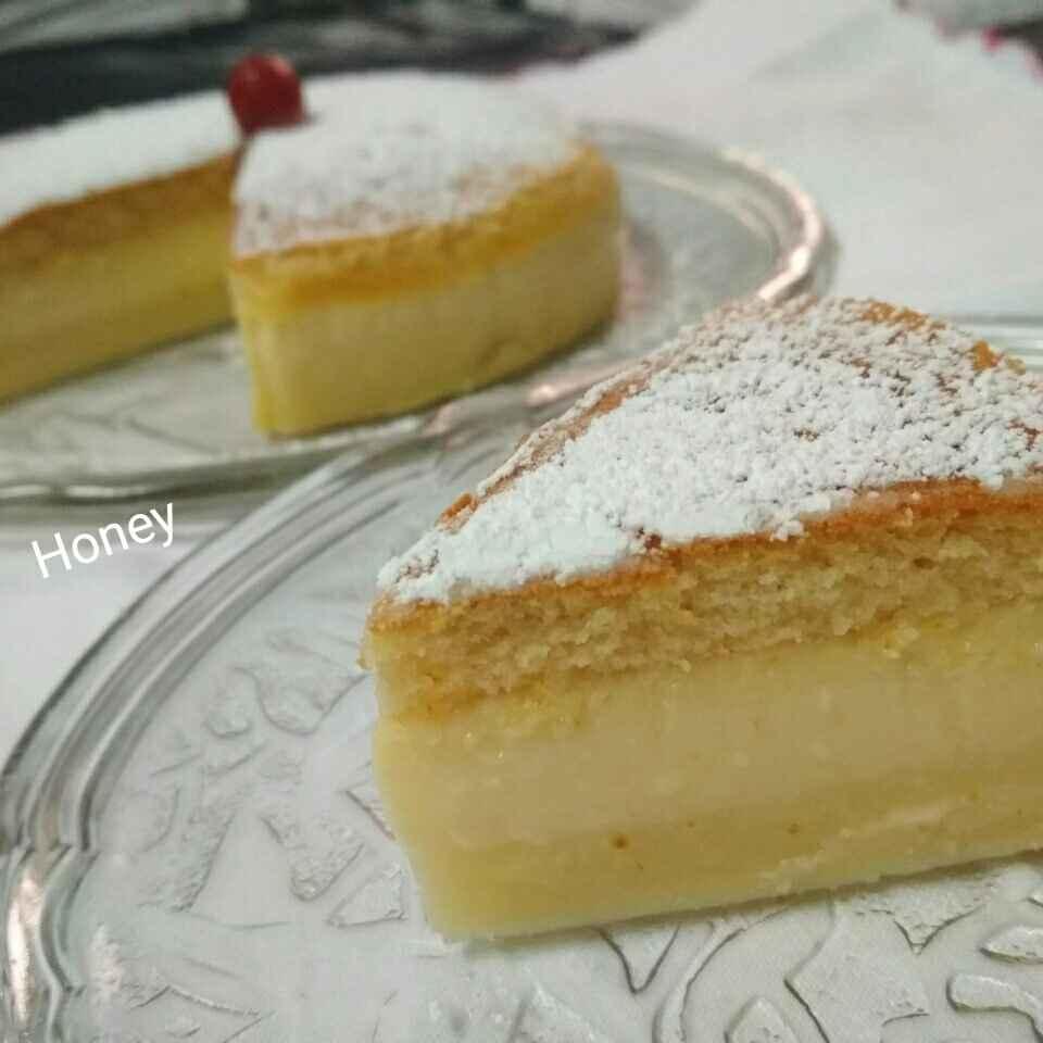 How to make Magic Cake