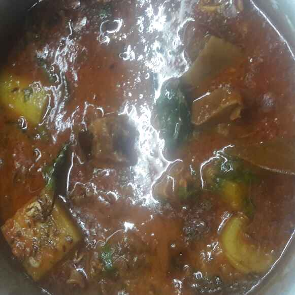 Photo of Dal Gosht by Huda Mulla at BetterButter