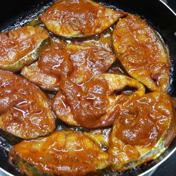 Photo of Surmai Fish fry by Huda Mulla at BetterButter