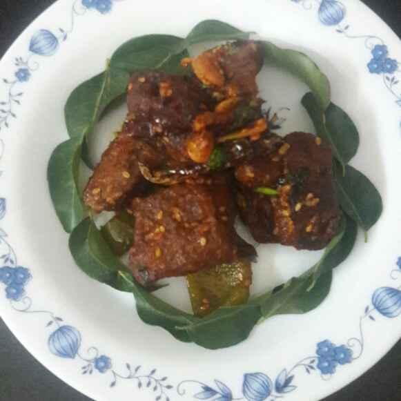 How to make Chinese chilli fish