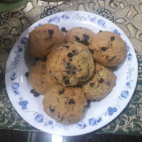 How to make Ice cream flavoured cookies