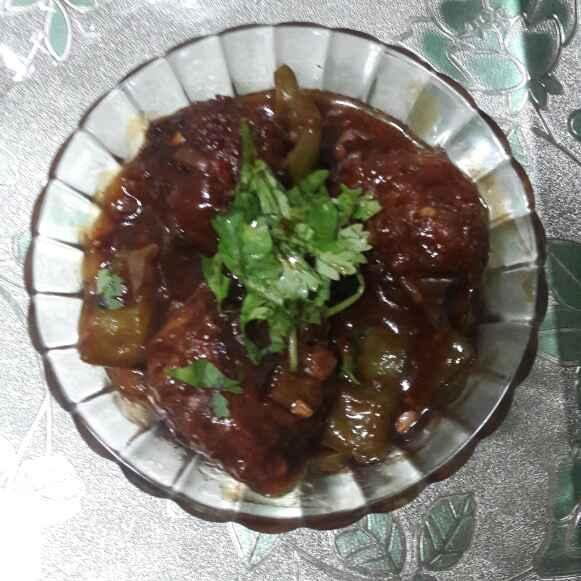 Photo of Restaurant style veg Manchurian by Huda Mulla at BetterButter