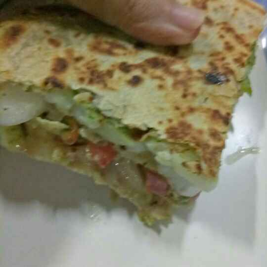 How to make Bombay Chapati Sandwich