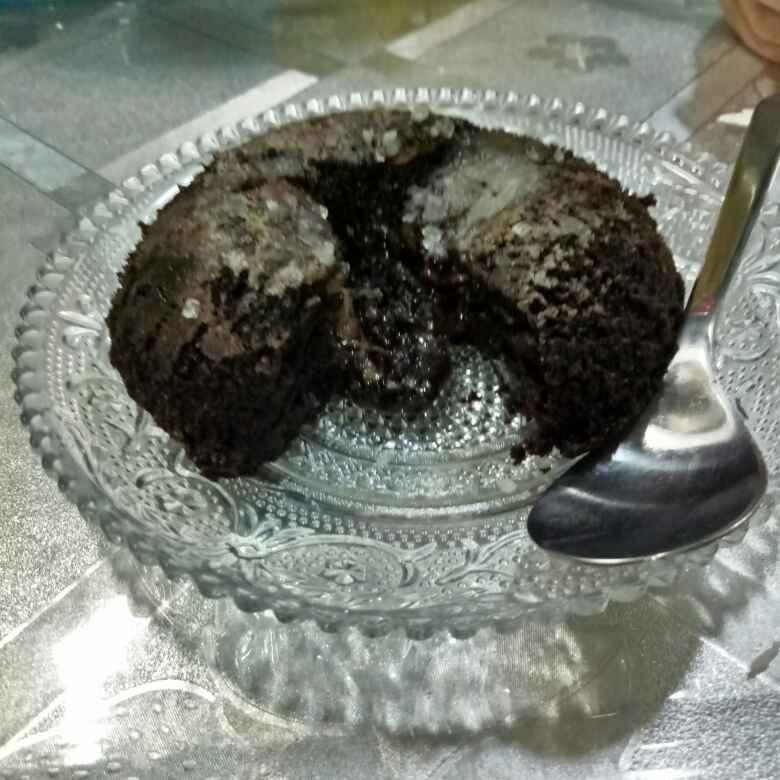 How to make Chocolatey lava cake