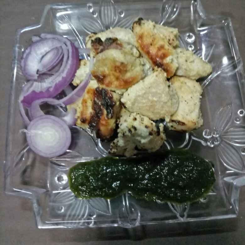 How to make Jaiphal malai tikka