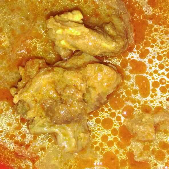 How to make Mutton with turnip curry