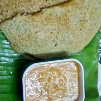 Photo of Chickpeas dosa by indhu mathy at BetterButter