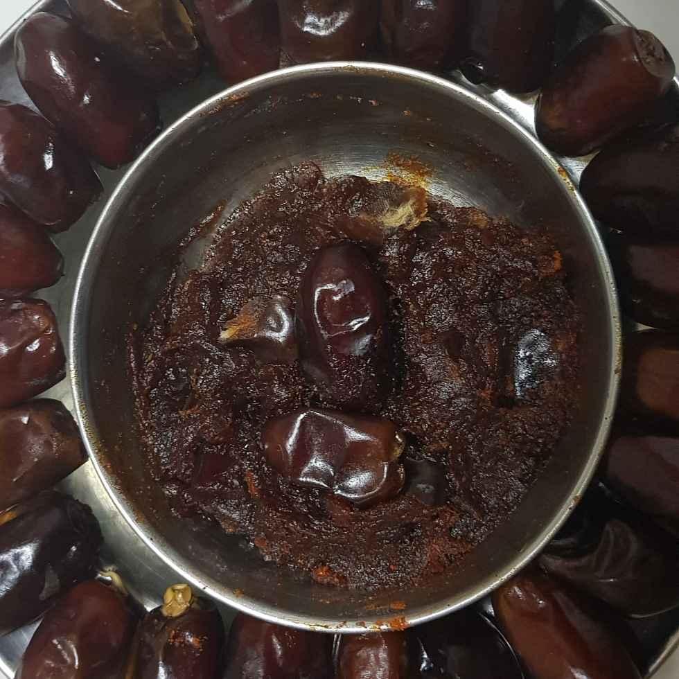 Photo of Dates pickle by Indira Bhaskar at BetterButter