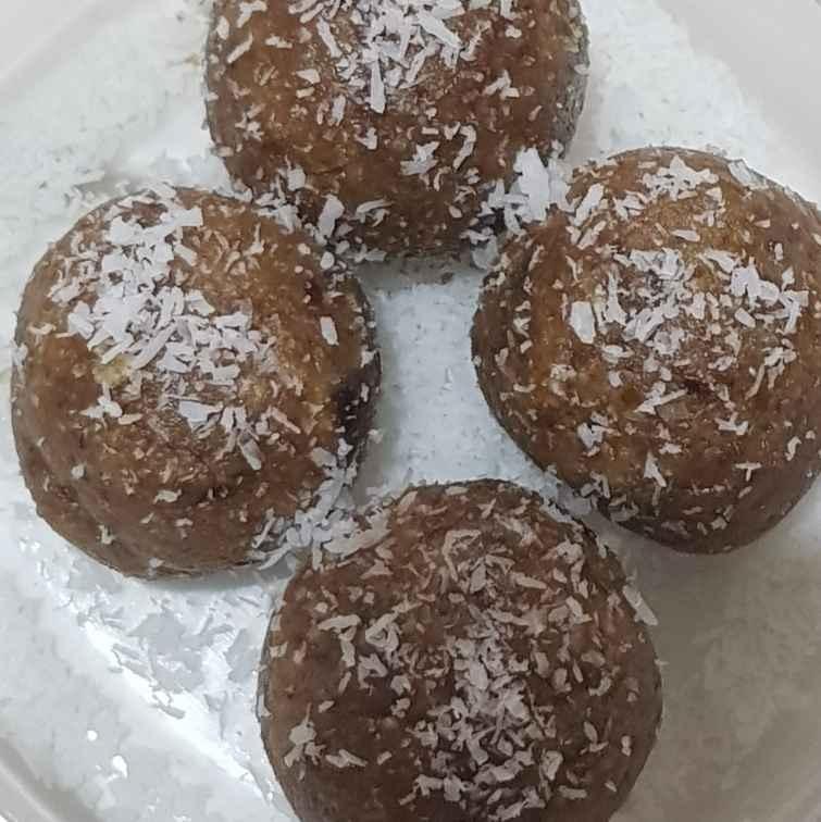 Photo of Mixed nuts ladoo by Indira Bhaskar at BetterButter