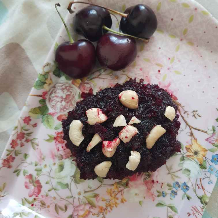 Photo of Beet root halwa by Indira Bhaskar at BetterButter