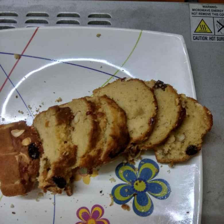 Photo of Banana rich fruit cake by Indira Bose at BetterButter