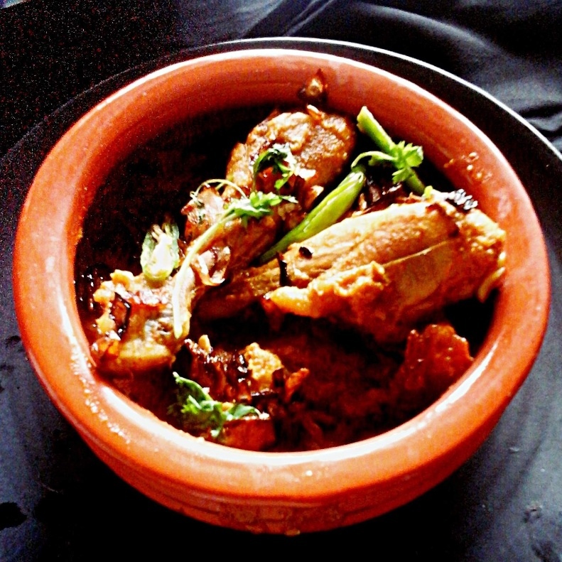 Photo of Chicken Do Pyaza by indrani sen at BetterButter