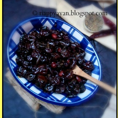 How to make Sweet and Sour pickle of Jujube/Ber/Indian Sour berry