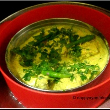 Photo of Bhapa Rui or Steamed Rohu with spices by Indrani Dhar at BetterButter