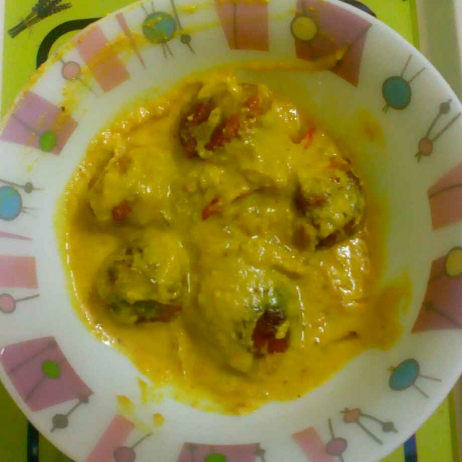 Photo of Malai Kofta by Indrani Ghosh at BetterButter