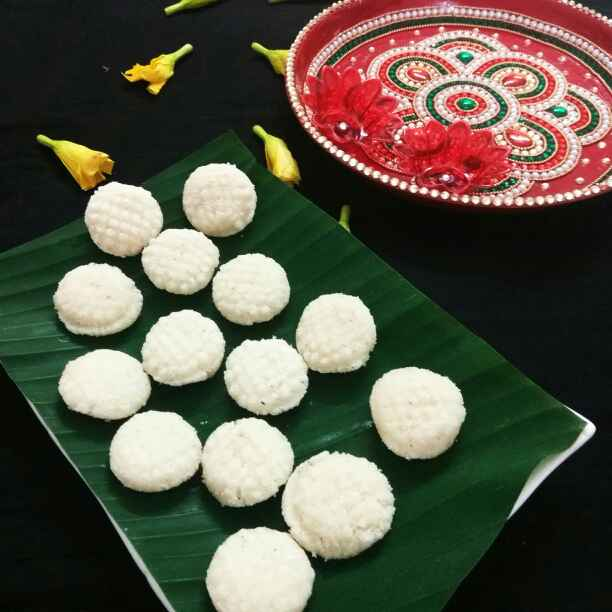 Photo of coconut  sondesh by indrani Saha at BetterButter