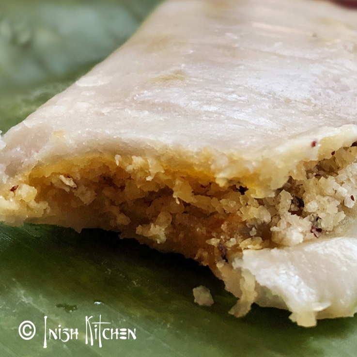 """Photo of Vazhayila Ada""""  known as """"Steamed Rice Parcel in Banana leaf"""", by Inish Issac at BetterButter"""