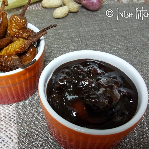 How to make SWEET AND SOUR DATES CHUTNEY