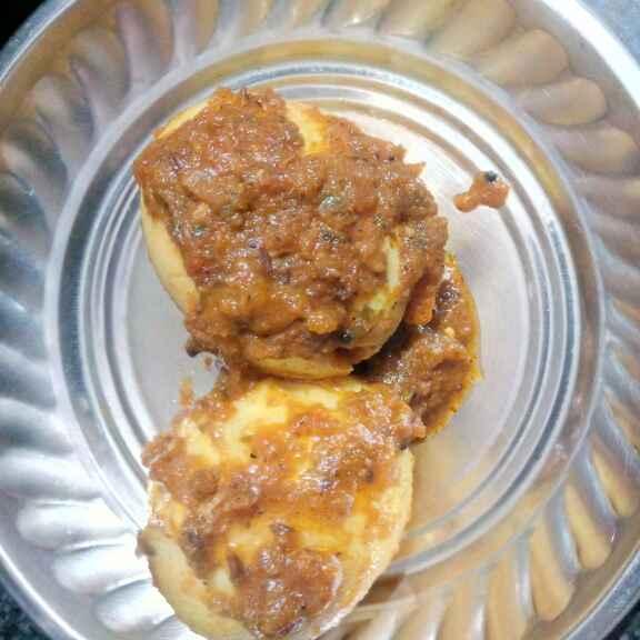 Photo of Egg masala by farhuraaz Peer at BetterButter