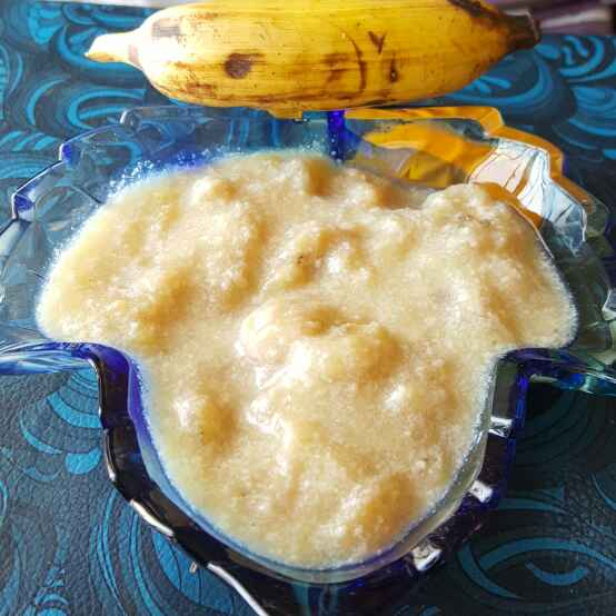 How to make Banana Paak