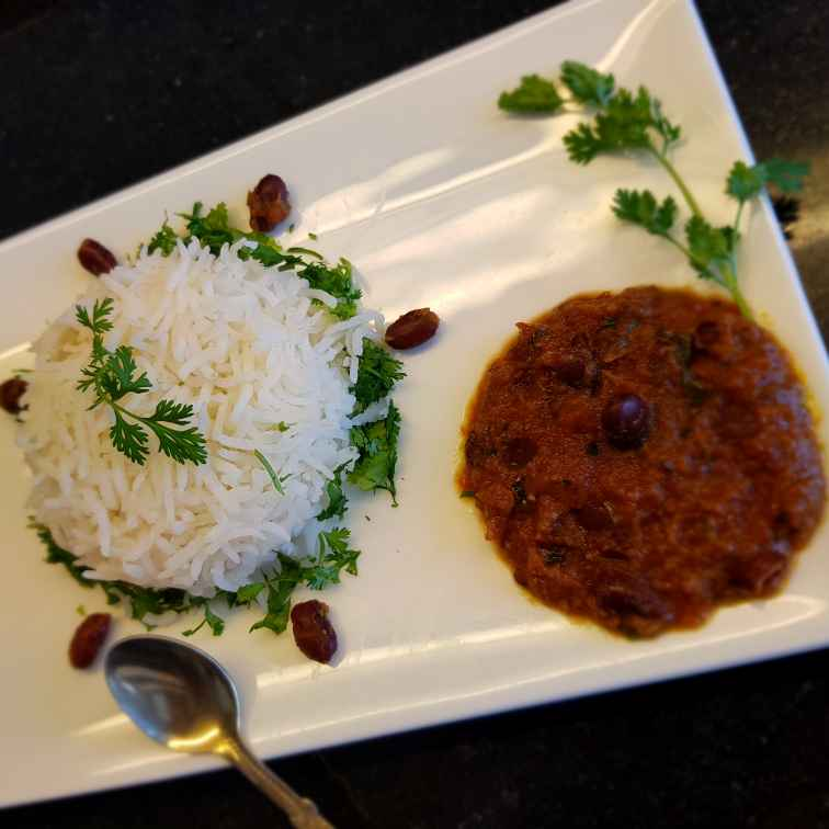 How to make Rajma Chawal