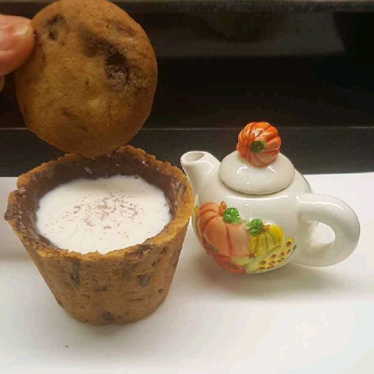 How to make Edible Milk cups