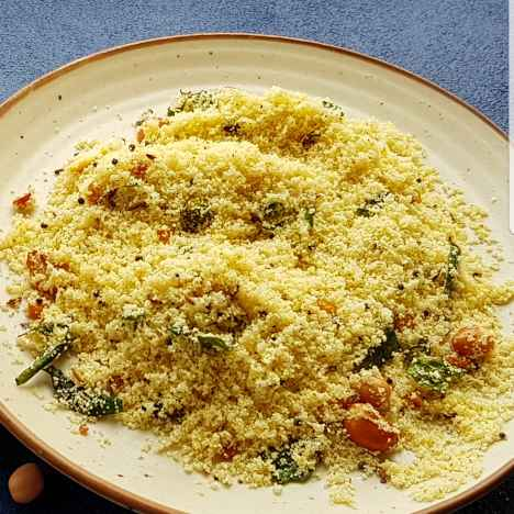 How to make Instant Rawa Upma Mix