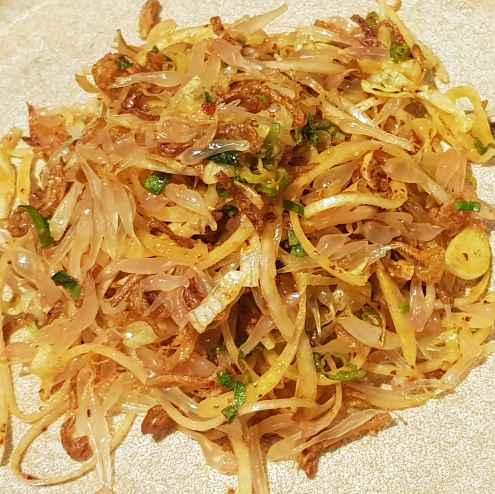 Photo of Burmese Pomelo Salad by Insiya Kagalwala at BetterButter