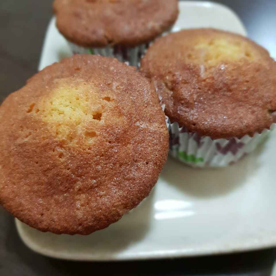 How to make Pineapple Muffins