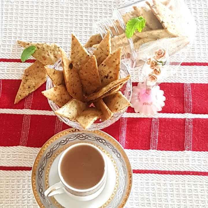 Photo of Pudiney Ke Paare(Baked) by Insiya Kagalwala at BetterButter