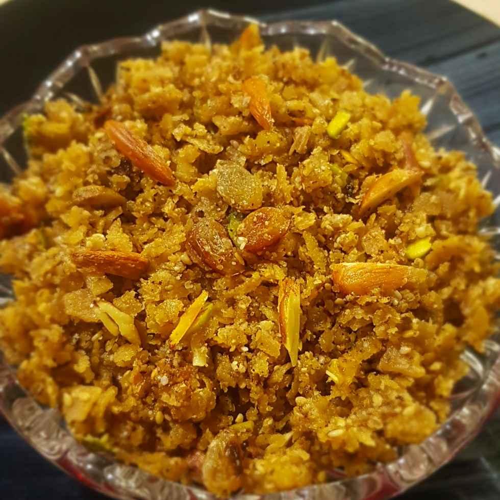 How to make Til Churi
